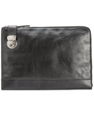 Nash by Patricia Nash Men's Heritage Leather Portfolio