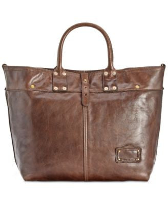 Nash by Patricia Nash Men's Milano Leather Tote