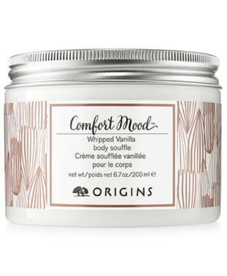 Origins Comfort Mood Whipped Vanilla Body Souffle, 6.7 oz