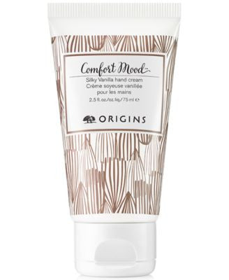 Origins Comfort Mood Silky Vanilla Hand Cream, 2.5 oz