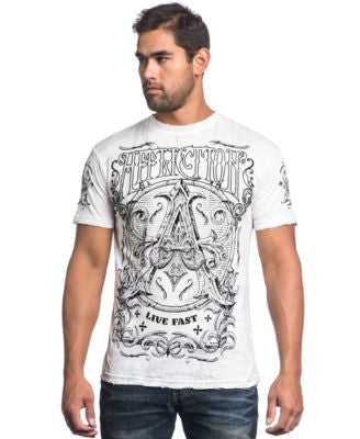 Affliction Men's Caustic T-Shirt