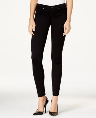 AG Super Skinny Black Wash Jeans