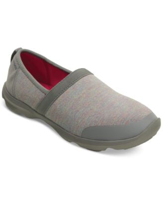 Crocs Women's Busy Day 2.0 Heather A-Line Flats