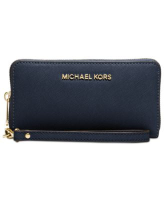 MICHAEL Michael Kors Jet Set Travel Coin Multifunction Wallet