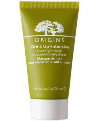 Receive a FREE Deluxe Drink Up Intensive Mask with $65 Origins purchase
