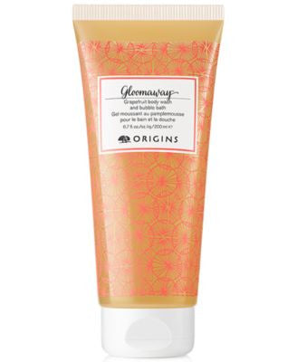 Origins Gloomaway Grapefruit Body Wash/Bubble Bath, 8.5 oz