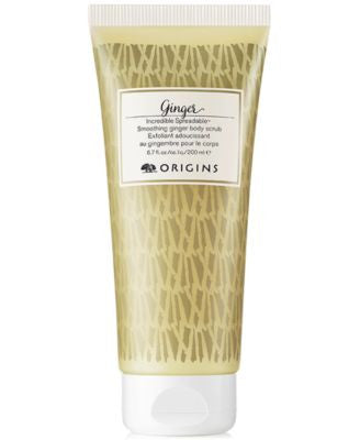 Origins Incredible Spreadable Smoothing Ginger Body Scrub 6.7 oz.