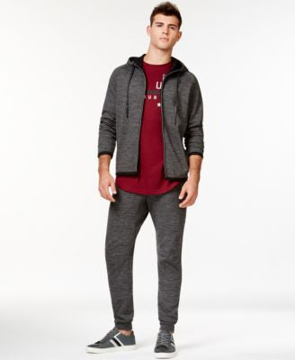 Sean John Men's Alpha Noir Track Jacket