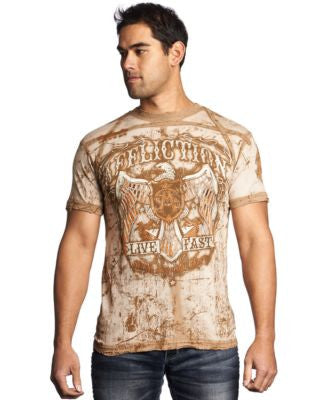 Affliction Men's Tried & True Tee