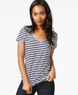 Maison Jules Striped T-Shirt