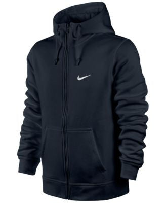 Nike Men's Classic Fleece Full-Zip Hoodie