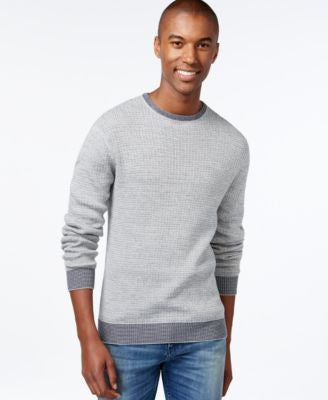 Vince Camuto Men's Core Marled Sweater