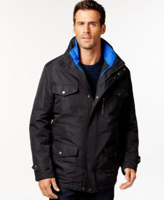 London Fog 3-In-1 Field Coat