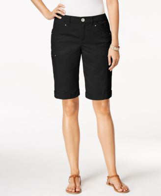 Style & Co. Petite Cargo Shorts, Only at Vogily