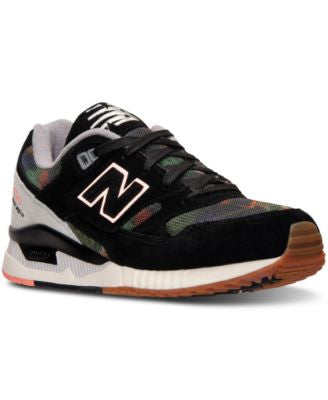 New Balance Women's 530 Midnight Blooms Casual Sneakers from Finish Line
