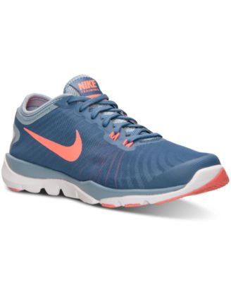 Nike Women's Flex Supreme TR 4 Training Sneakers from Finish Line