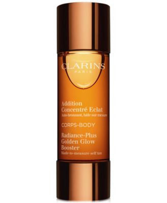 Clarins Golden Glow Booster for Body, 1 oz
