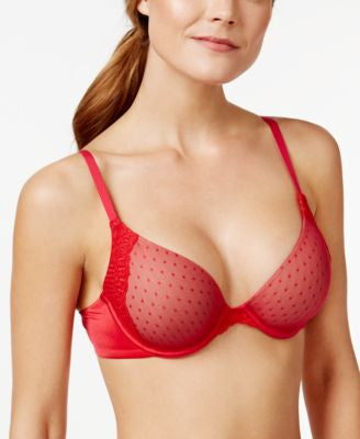 Maidenform Natural Boost Demi Bra 9428