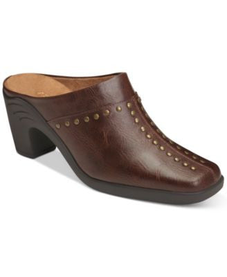 Aerosoles Apple Sawce Studded Mules, Only at Vogily