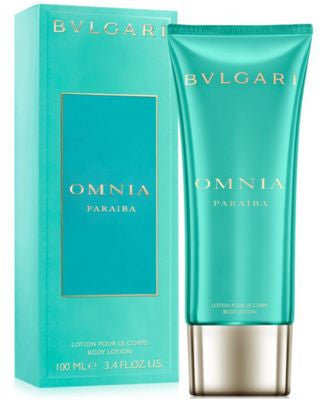 BVLGARI Omnia Paraiba Body Lotion, 3.4 oz