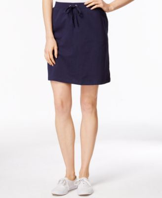 Karen Scott Petite Pull-On Skort, Only at Vogily
