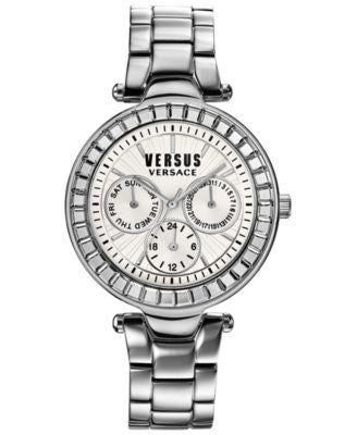 Versus by Versace Women's Stainless Steel Bracelet Watch 38mm SOS060015