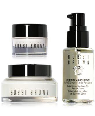 Bobbi Brown Skincare on the Fly Travel Set - A Vogily Exclusive
