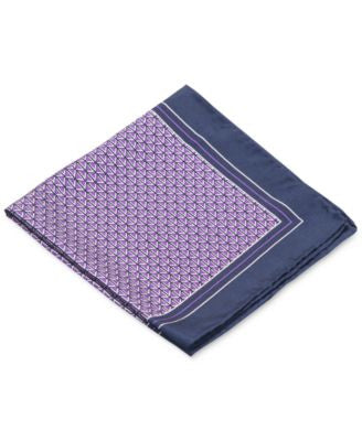 Ryan Seacrest Distinction Broken Arrow Pocket Square