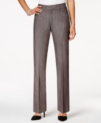 Lee Platinum Petite Straight-Leg Trousers