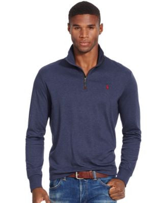 Polo Ralph Lauren Pima Soft-Touch Pullover