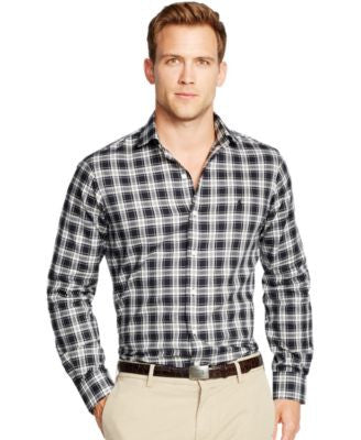 Polo Ralph Lauren Buffalo Plaid Twill Estate Shirt