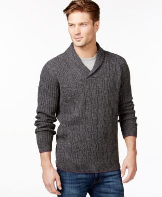 Tommy Bahama Kingside Cable Knit Sweater