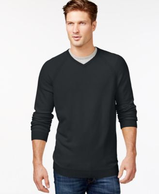 Tommy Bahama Men's Make Mine a Double Reversible V-Neck Sweater