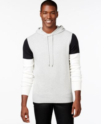 Sean John Men's Colorblocked Hoodie Sweater