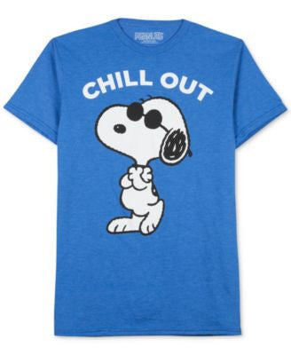 Jem Peanuts Please Don't Kill My Chill T-Shirt