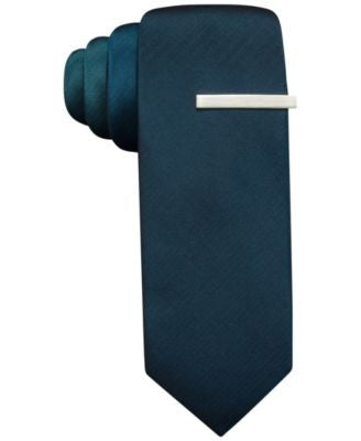 Alfani Exploded Panel Skinny Tie, Only at Vogily