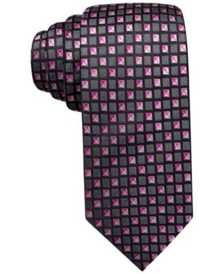 Alfani Spectrum Jasper Neat Slim Tie. Only at Vogily
