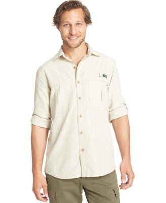 G.H. Bass & Co. Explorer Sportsmen Long-Sleeve Shirt