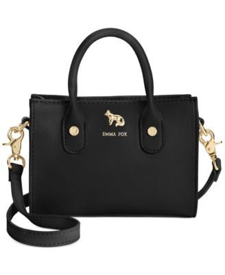 Emma Fox Delmar Leather Mini Tote