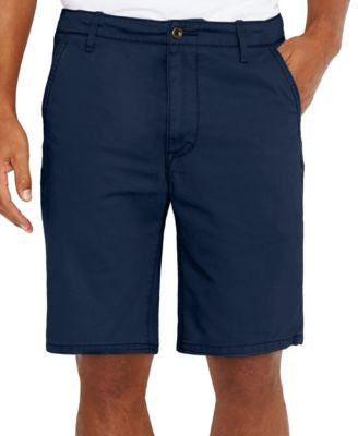 Levi's Men's 569 Straight Fit Chino Blue Wash Dress Shorts