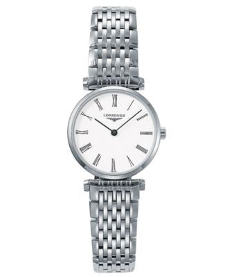 Longines Watch, La Grande Classique de Longines Stainless steel L42094116