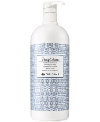 Origins Precipitation Continuous Moisture Recovery for Body, 33.8 oz