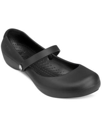 Crocs Women's Alice Work Flats