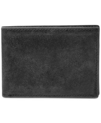 Fossil Anderson Front Pocket Bifold Leather Wallet