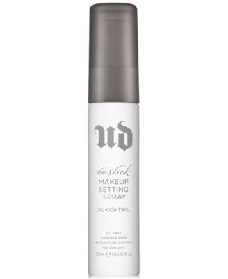 Urban Decay De-Slick Makeup Setting Spray, Travel Size