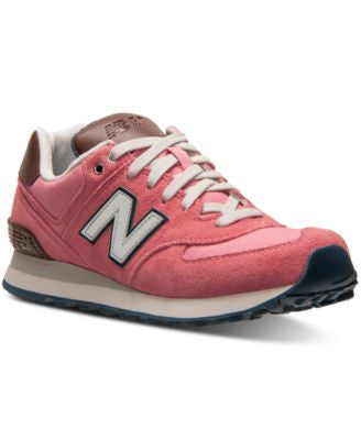 New Balance Women's 574 Beach Cruiser Casual Sneakers from Finish Line