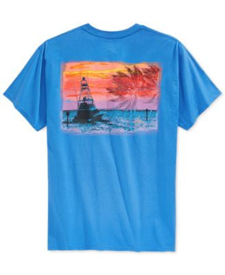 Guy Harvey Gulfstream Graphic T-Shirt