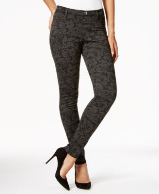 Lee Platinum Jada Floral-Print Jeggings
