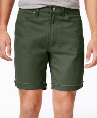 Univibe Men's Collab Twill Shorts