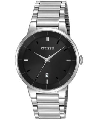 Citizen Men's Stainless Steel Bracelet Watch 40mm BI5010-59E